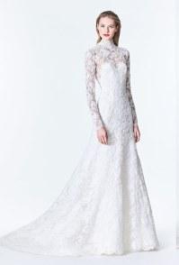 6377baa3c88 Но свадебные платья с высоким воротником 2018 – это не только классические  подвенечные платья