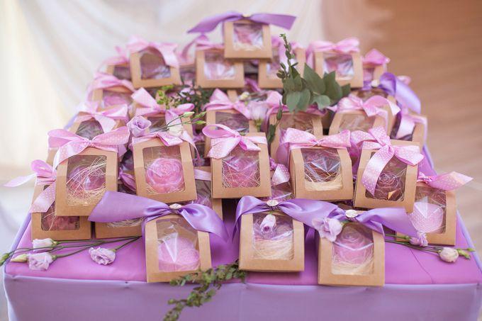 свадьба подарок гостям