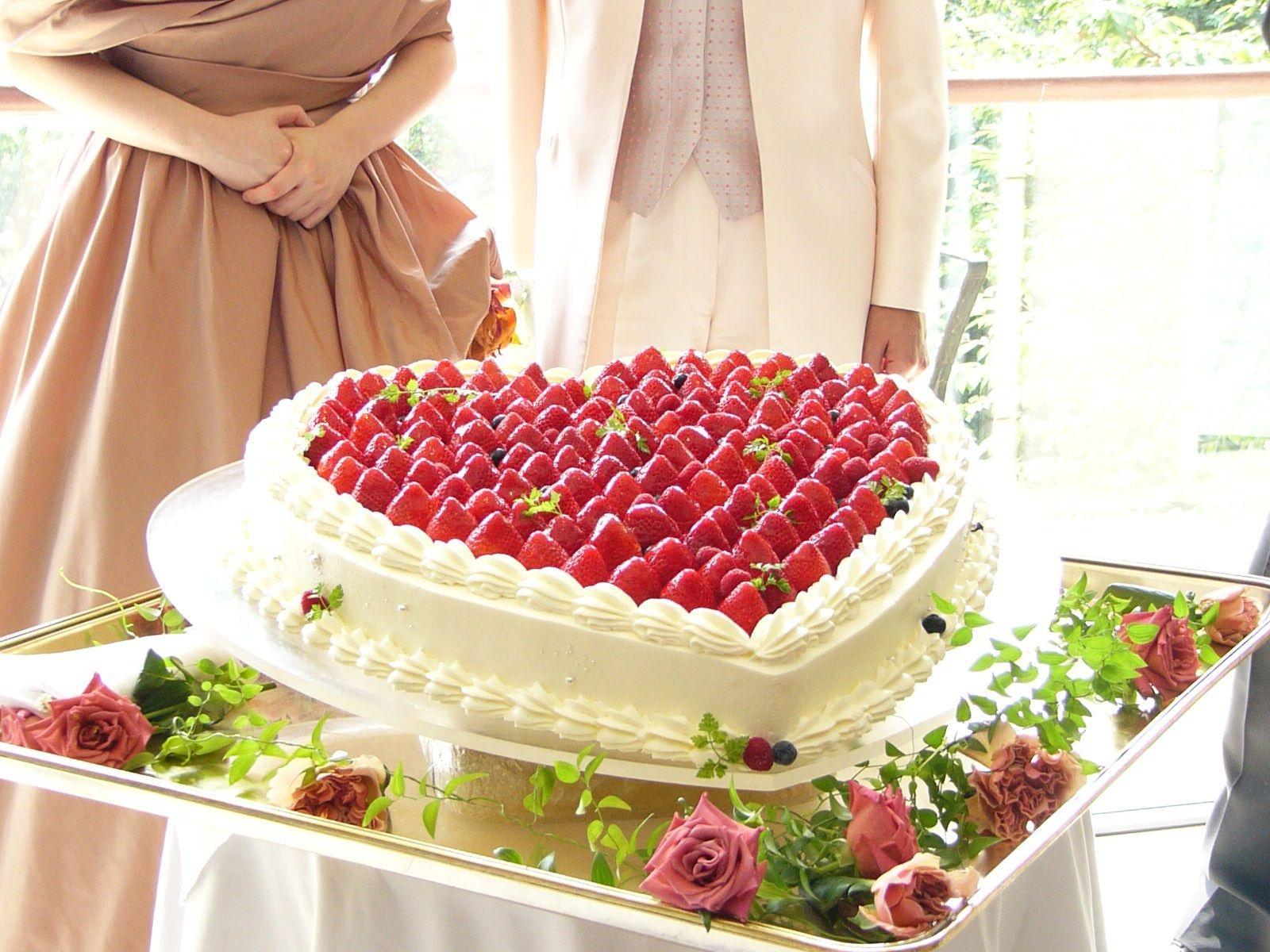 свадебный торт двойная свадьба