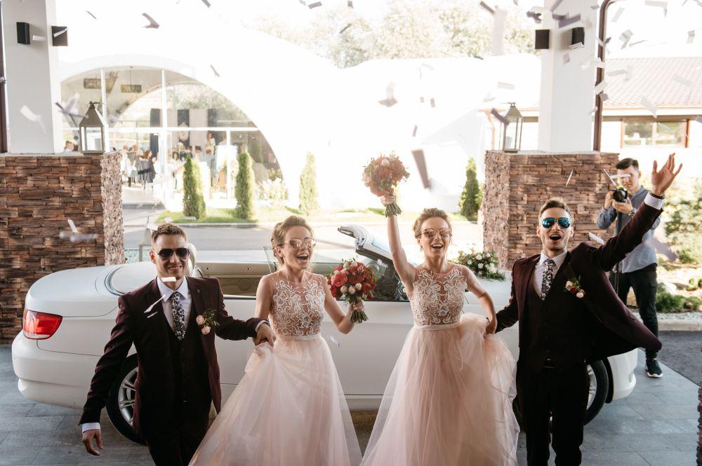 выкуп невесты двойная свадьба