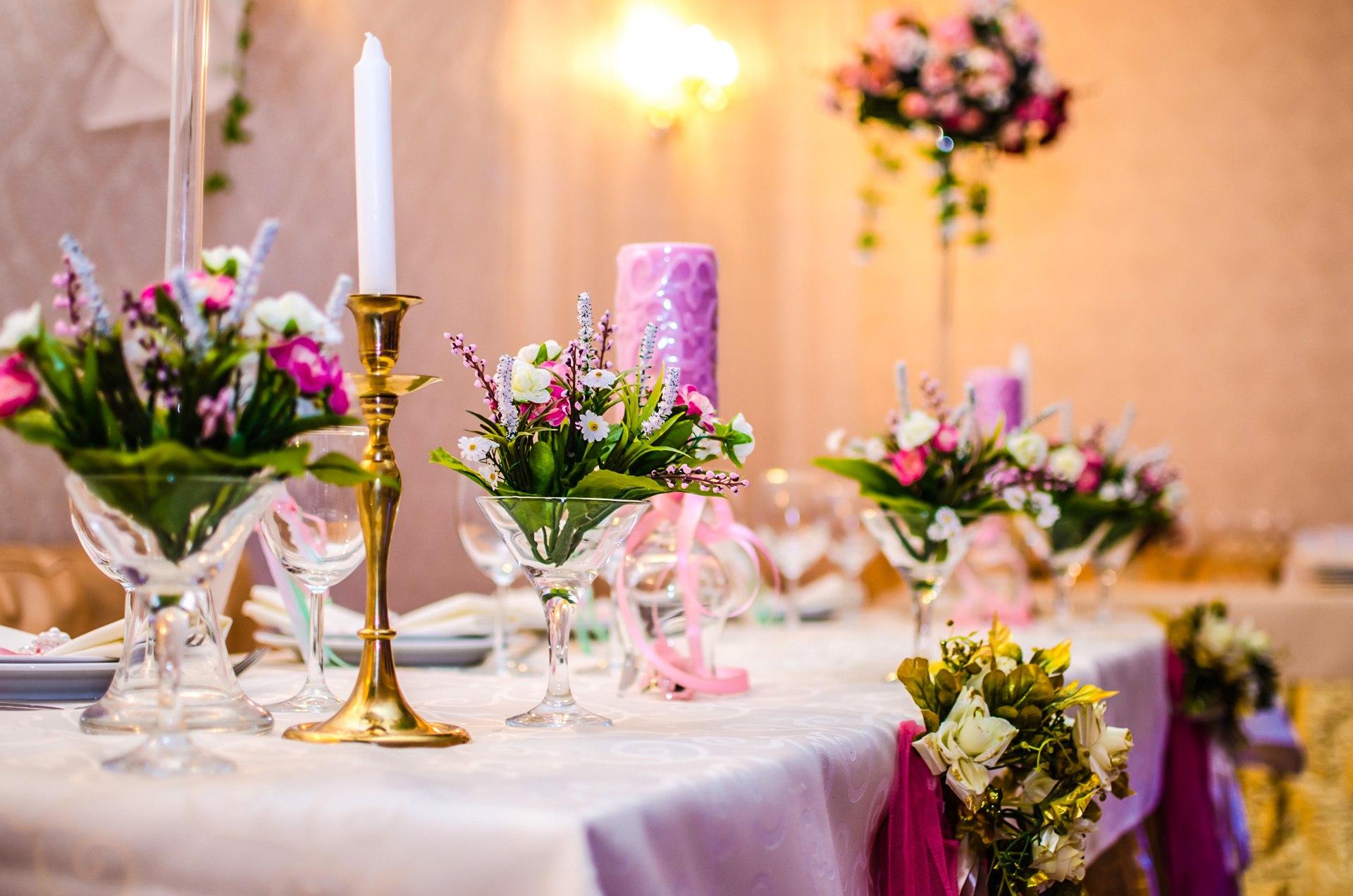 банкетный зал двойная свадьба